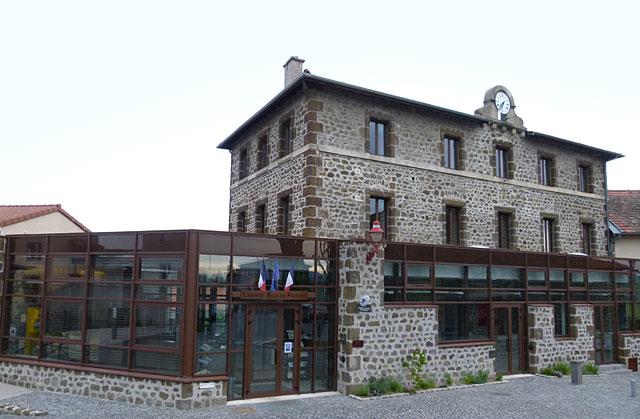 Mairie de Polignac